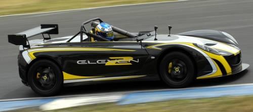 Lotus 3 Eleven гоночый вариант