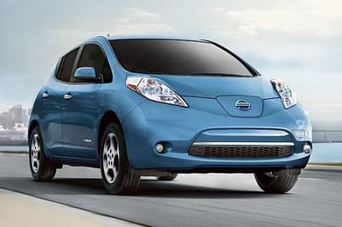 Nissan Leaf E