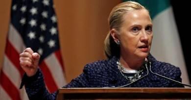 хиллари клинтон новости