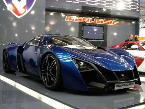 Marussia В1
