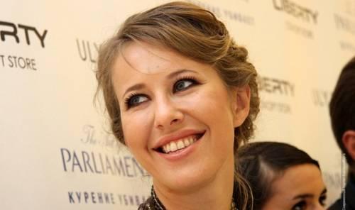 Ксения Собчак опять оказалась в центре скандала