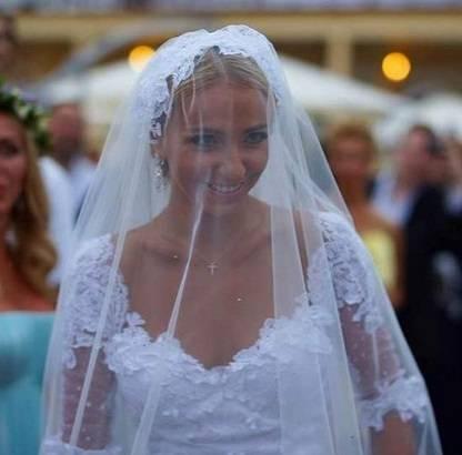 невеста Татьяна Навка