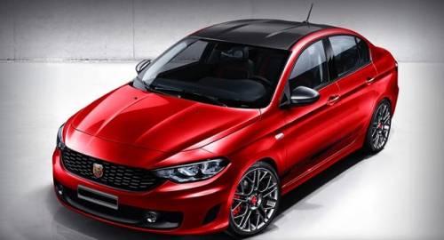новый Fiat Aegea