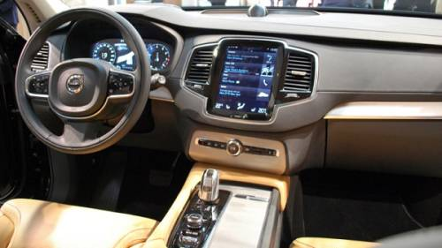 салон 2015 Volvo XC90
