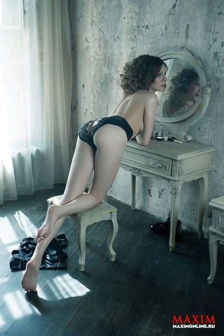 Елена Подкаминская показала свою фигуру