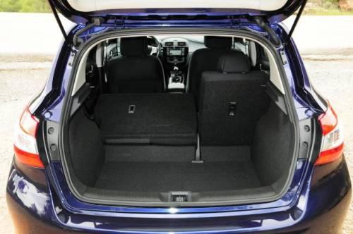 багажник Nissan Pulsar