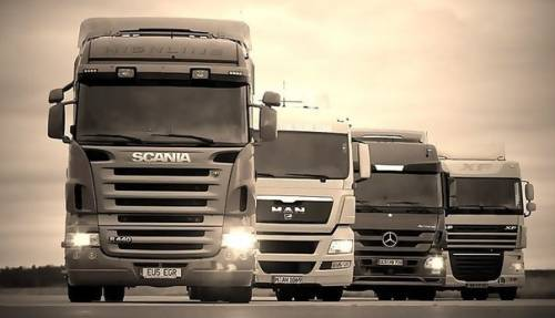 грузовое авто