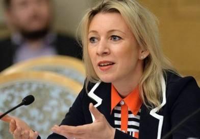 Мария Захарова прокомментировала необоснованные обвинения Турции