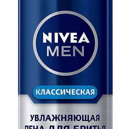 Купить NIVEA MEN Увлажняющая пена для бритья