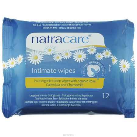 Купить Влажные очищающие салфетки Natracare