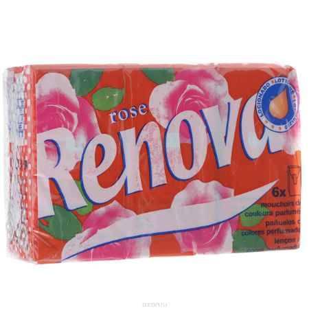 Купить Платочки бумажные Renova