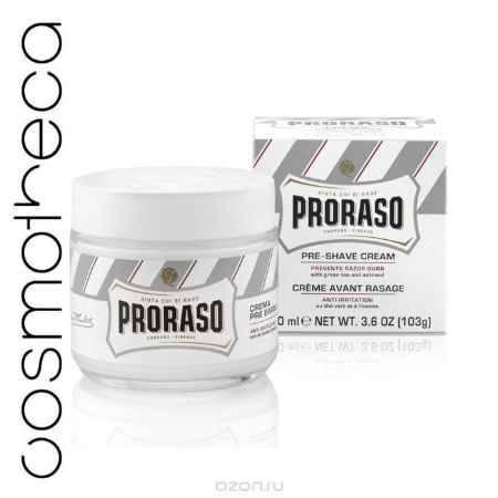 Купить Proraso Крем до бритья для чувствительной кожи 100 мл