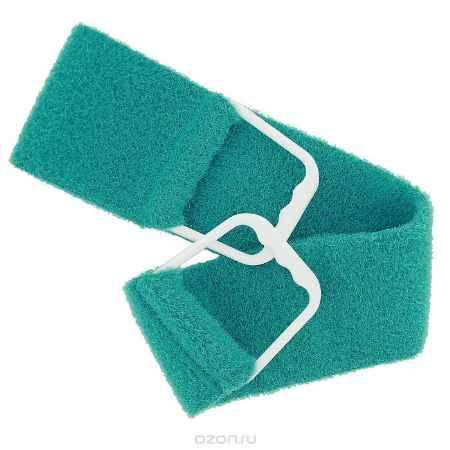 Купить Riffi Мочалка-пояс, массажная, жесткая, цвет: зеленый