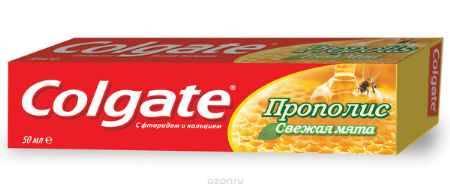 Купить Colgate Зубная паста Прополис 50 мл