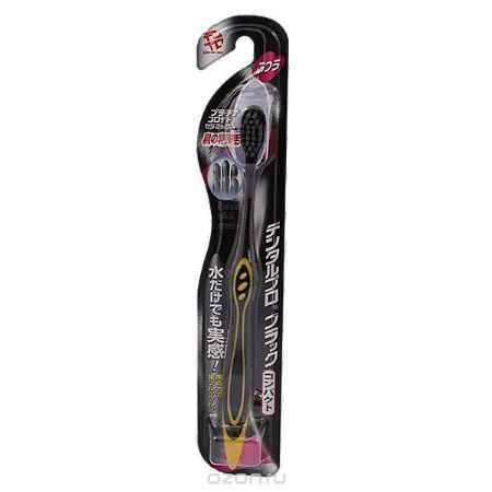 Купить Dentalpro Зубная щетка Black Compact Head средн. жесткость