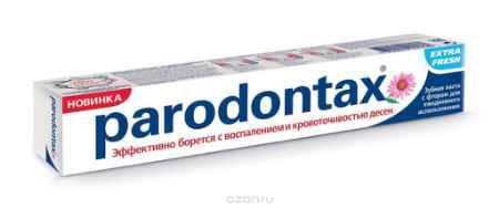 Купить Parodontax Зубная паста Экстра Свежесть , 75 мл