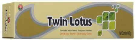 Купить Twin Lotus Зубная паста с натуральными травами, 40 г