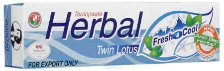 Купить Twin Lotus Зубная паста