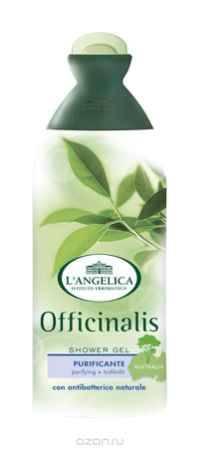 Купить L'angelica (0836) Гель для душа с маслом чайного дерева, 250 мл