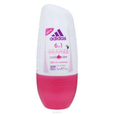 Купить Adidas Дезодорант-антиперспирант роликовый 6в1