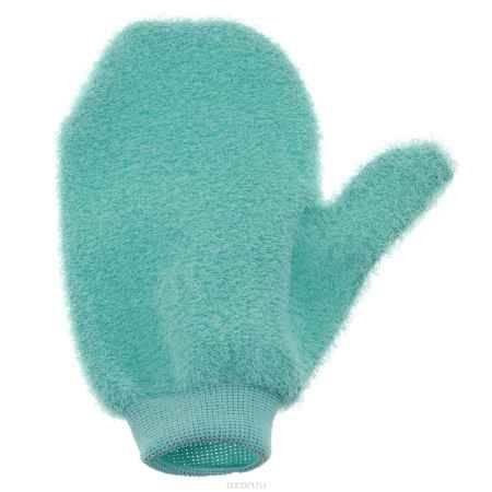 Купить Riffi Мочалка-рукавица массажная, жесткая, светло-зеленый