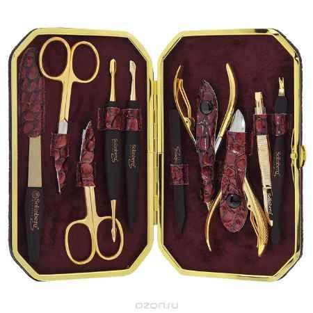 Купить Solinberg Маникюрный набор, 10 предметов. 140-1725
