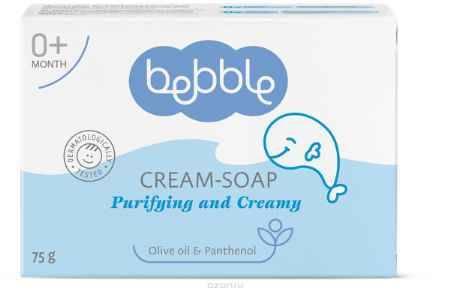 Купить Bebble Крем-мыло Cream-Soap 75 мл