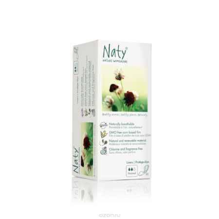 Купить Прокладки ежедневные Naty (Найти), Normal, 32 шт.