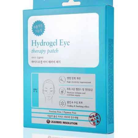 Купить Leaders Уход за кожей вокруг глаз, гелевые подушечки, 5х2,8 г