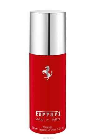 Купить Ferrari Дезодорант-спрей парфюмированный