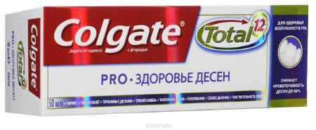 Купить Colgate Зубная паста Total 12 Pro-Здоровье десен 50 мл