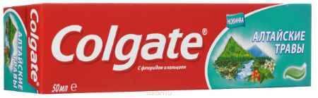 Купить Colgate Зубная паста Алтайские Травы 50 мл