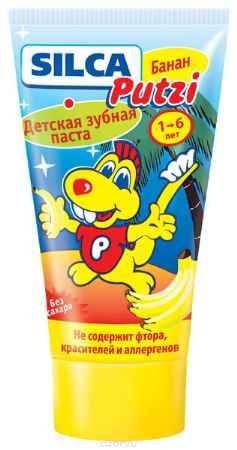 Купить Silca Putzi Зубная паста Банан от 1 до 6 лет