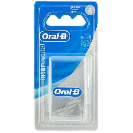 Купить Сменный ершик Oral-B