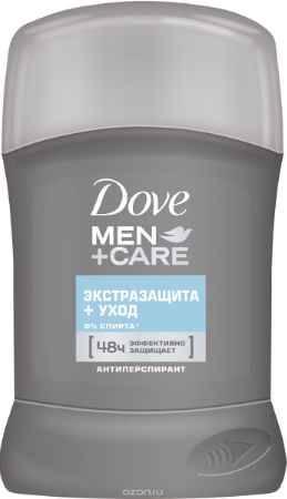 Купить Dove Men+Care Антиперспирант карандаш Экстразащита и уход 50 мл
