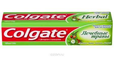 Купить Colgate Зубная паста Лечебные травы 100 мл
