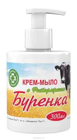 Купить Лошадиная сила Буренка крем-мыло с фитофлораном 300 мл