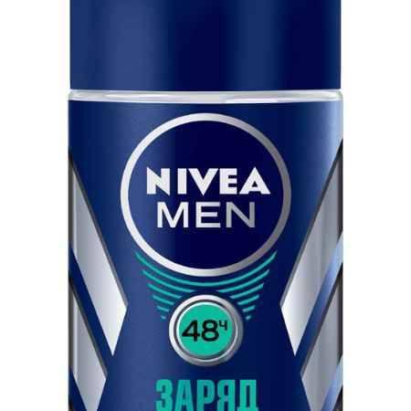 Купить NIVEA MEN Дезодорант шариковый Заряд утра 50 мл