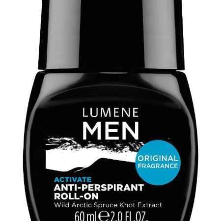 Купить LUMENE Роликовый антиперспирант 24 часа Lumene For Men Activate, 60 мл