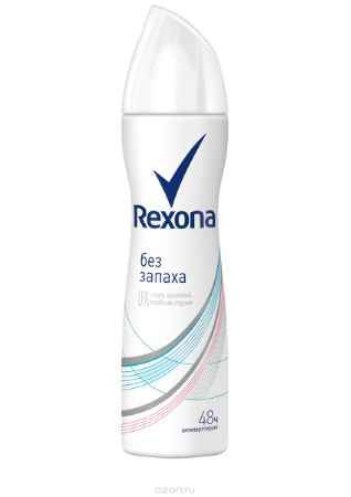 Купить Rexona Антиперспирант аэрозоль Без запаха 150 мл