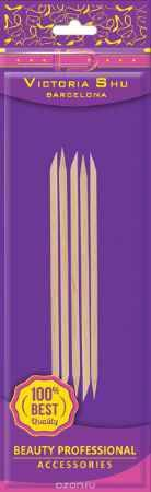 Купить Victoria Shu Набор палочек для маникюра (5шт) D502, 11 г