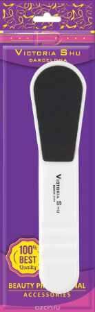 Купить Victoria Shu Шлифовальная пилка для педикюра двусторонняя D503, 51 г