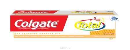 Купить Colgate Зубная паста TOTAL12 Прополис 100 мл