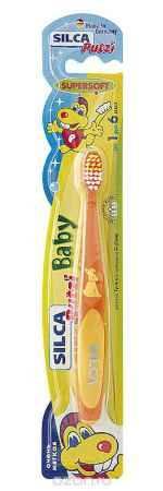 Купить Silca Putzi Зубная щетка Baby от 1 до 6 лет