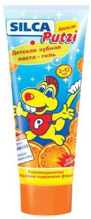 Купить Silca Putzi Зубная паста Апельсин от 2 до 12 лет