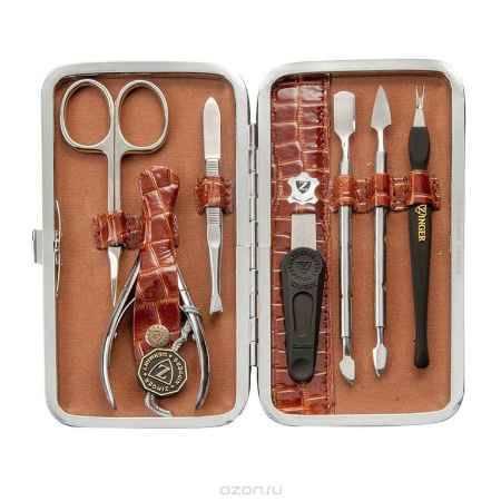 Купить Zinger Маникюрный набор профессиональный (7 предметов) zMSFE 201-S