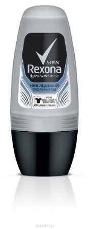 Купить Rexona Men Motionsense Антиперспирант ролл Прозрачный лед 50 мл