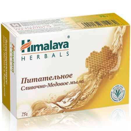 Купить Himalaya Herbals Мыло питательное сливочно-медовое, 75 г