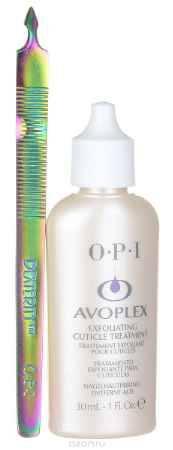 Купить OPI Набор для маникюра и педикюра: средство для размягчения кутикулы