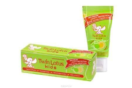 Купить Twin Lotus Kids Зубная паста